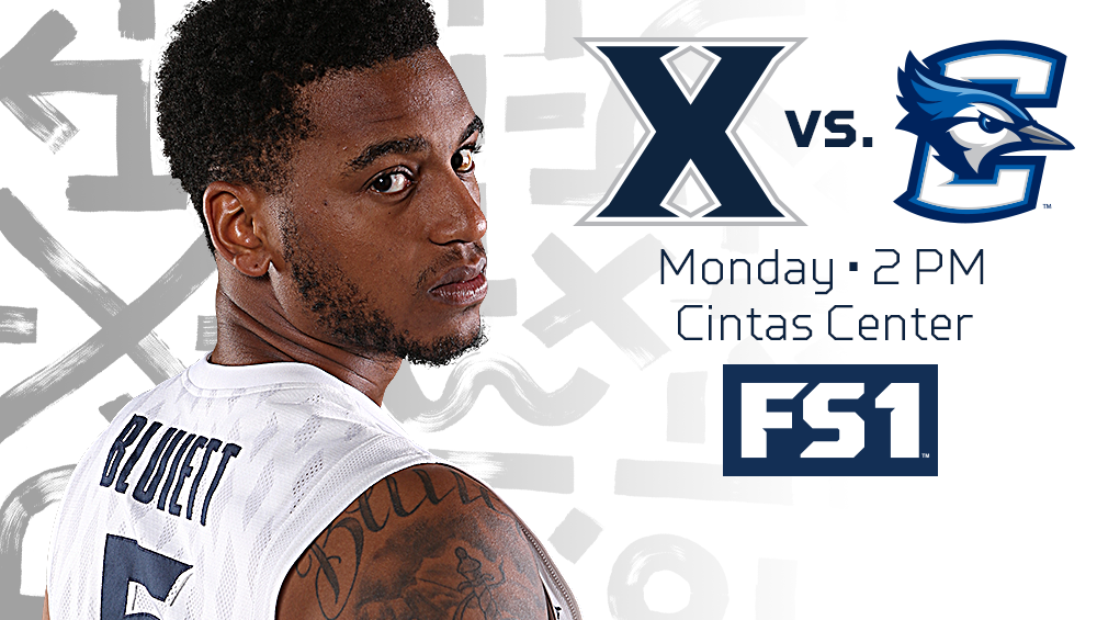 d9481037 No. 15/14 Xavier Hosts No. 8 Creighton On Monday Afternoon As Part ...