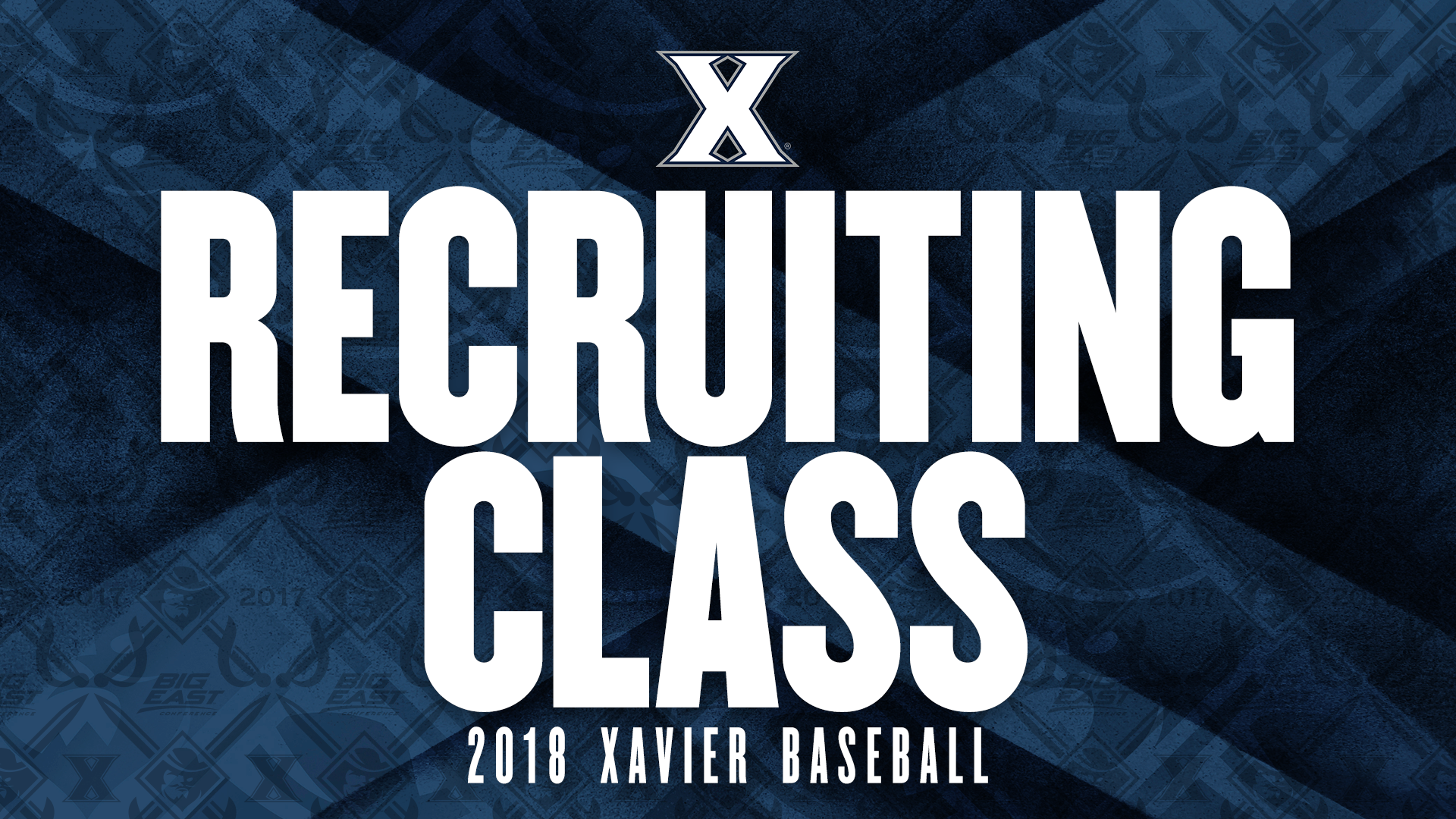 Xavier Baseball Announces 11-Member 2018 Recruiting Class