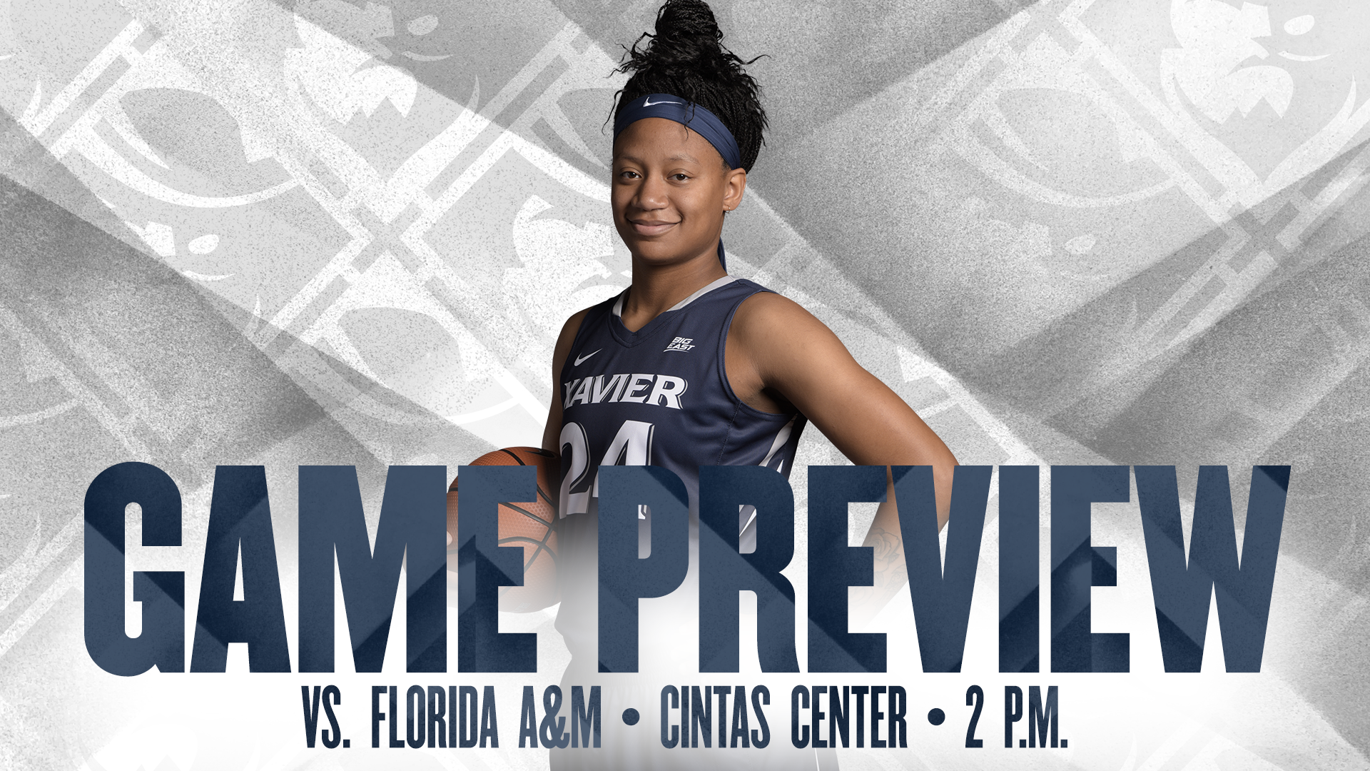1e7290ffa3f3 Xavier Closes Non-Conference Action on Friday Against FAMU - Xavier ...