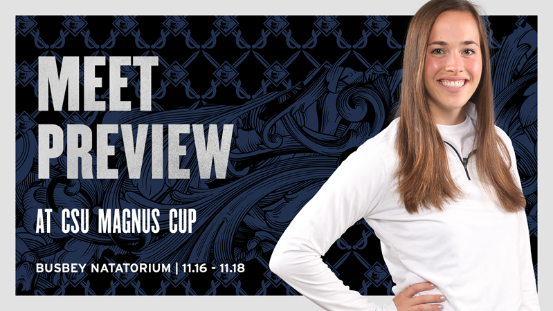 Swimming Travels to Cleveland for CSU Magnus Cup - Xavier University