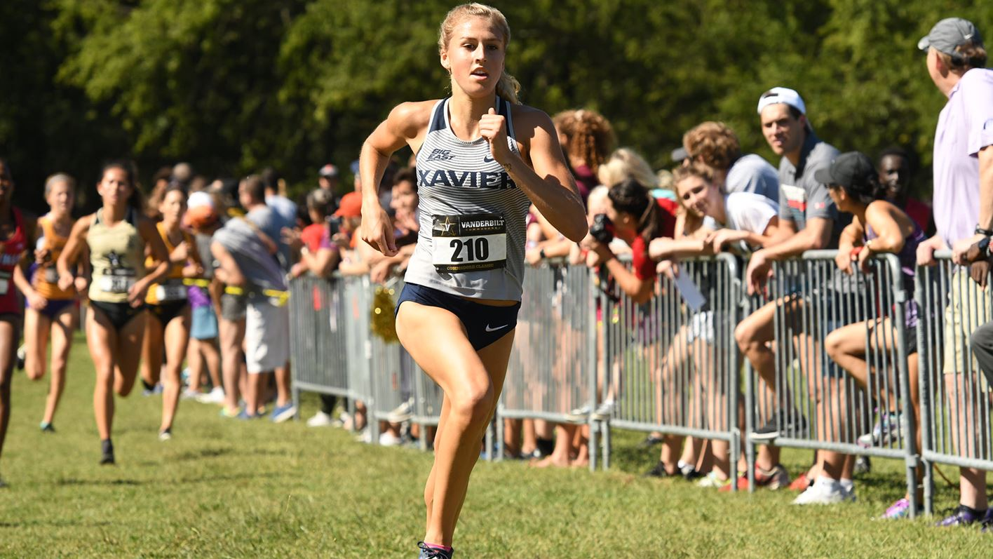 Clayworth, Musketeers Finish Ninth at Bradley Pink Classic